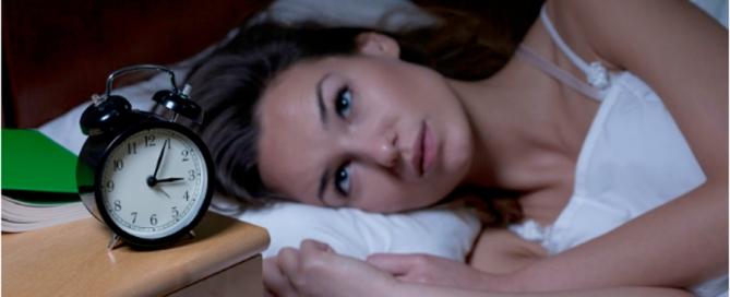 Experiencing Sleepless Nights?